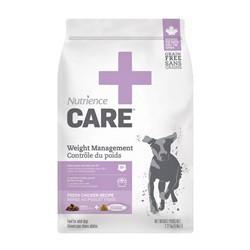 Contrôle du poids Nutrience Care pour chiens, 2,27 kg