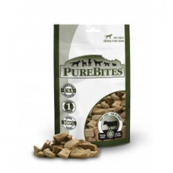 PureBites  Beef Liver Mid Size 120g