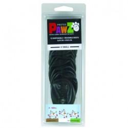 PAWZ Boots - X Small 12pk Black