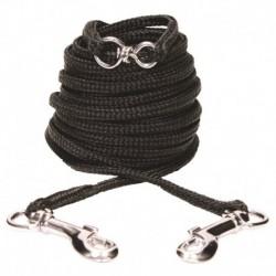 Câble d attache Catit/nylon, 3 m, noir-V CATIT Laisses Et Colliers