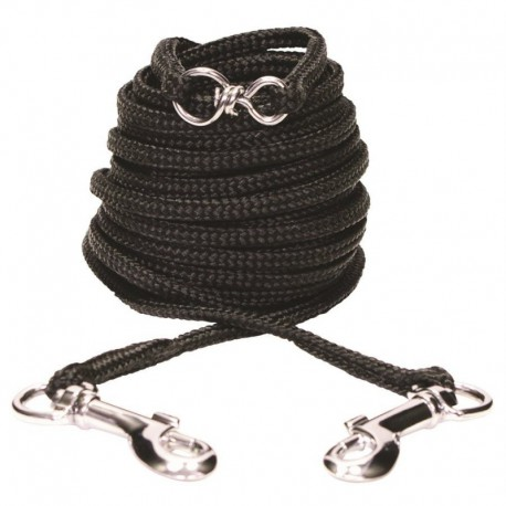 Câble d attache Catit/nylon, 3 m, noir-V
