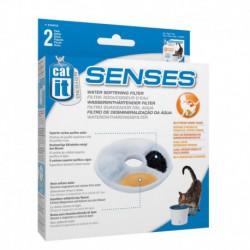 Catit Senses Fountain Cartridge, 2-PK