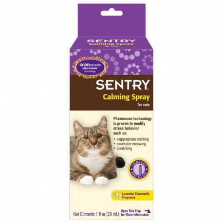 Vapo apaisant Sentry pour chats, 1 oz