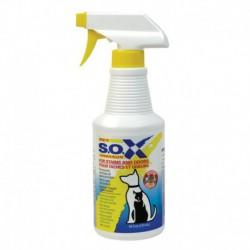 Sox Stain & Odor Remove 16oz-V