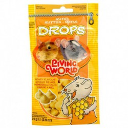 Régals - Drops - LW Souris(Miel)75G-V