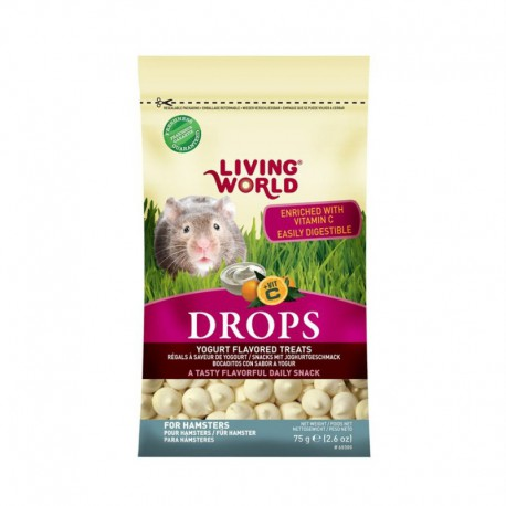 LW Hamster Treat, Yogurt Flavor-V