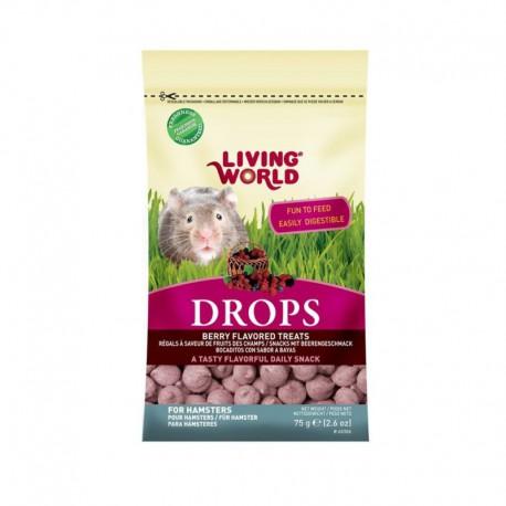 Régals - Drops - LW Hamster Baies75G-V