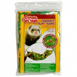 LW Ferret Play Tunnel, Green-V