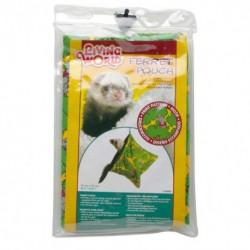 LW Critter Pouch, Green. 25cmx5cmx25cm-V