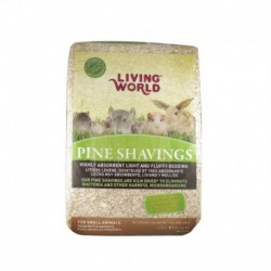 Living World Pine Shavings 4 c.ft-V