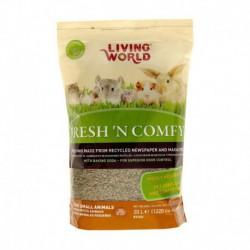 Litière Fresh N Comfy LW, brune, 20 L-V
