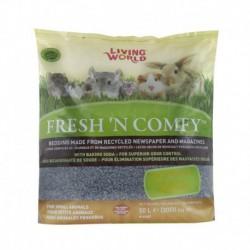 LW Fresh n Comfy Bdng 50L-Blue-V