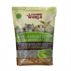 LW Sm. Anim. Recycled Paper Litter 10L