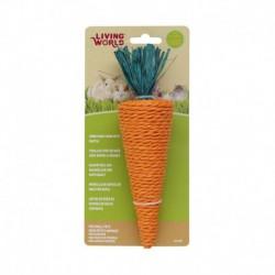 LW Nibblers - Corn Husk Chews - Carrot-V