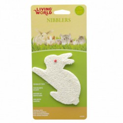LW Nibblers Loofah Rabbit