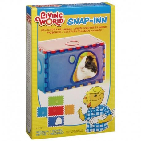 LW -Snap Inn- House, Plastic, Moyenne-V