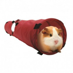 Tunnel LW/rouge et gris/M LIVING WORLD Jouets