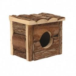 TreeHouse LW, cabane rondins bois, P-V