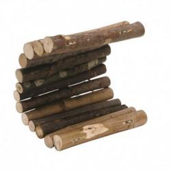 TreeHouse LW, rondins de vrai bois, M-V