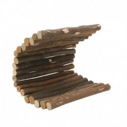 TreeHouse LW, rondins de vrai bois, G-V