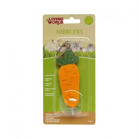 Bois à gruger Nibblers LW, carotte-V