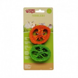 LW Nibblers - Loofah Chews - Slices-V