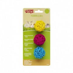 LW Nibblers - Willow Chews - Balls-V