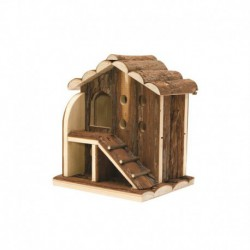 LW TreeHouse - Real Wood 2-Level House-V