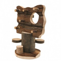 LW TreeHouse - Real Wood Activity Tree-V