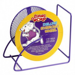 LW Wire-Mesh Mouse Wheel 5-V LIVING WORLD Jouets