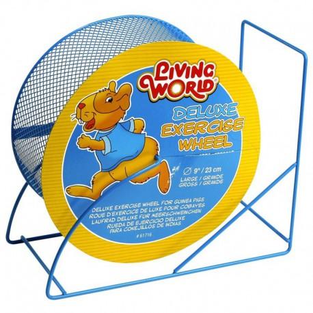 LW Wire-Mesh Hamster Wheel 9-V