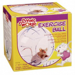 LW Exercise Ball, Small, Stand-V