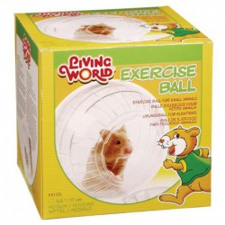 LW Exercise Ball, Medium, Stand-V