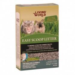 Litière Easy Scoop Living World, 570 g-V