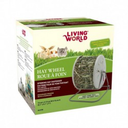Living World Hay Dispenser