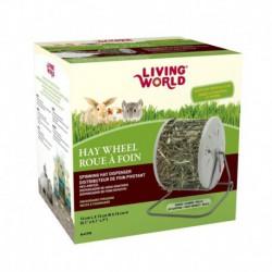 PROMO -  Juillet - Roue à foin Living World