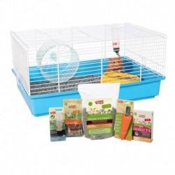 Cage équipée LW pour hamster