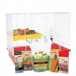 LivingWorld Deluxe Hamster Starter Kit