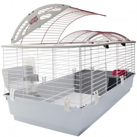 Habitat de luxe LW pour lapin/TG-V