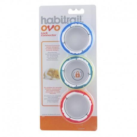 Racc. à verrou OVO Habitrail-V