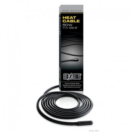 Câble chauffant Exo Terra, 50 W, 7 m-V