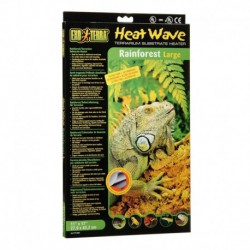 Pellicule chauffante de substrat Heat Wave Exo Terra pour te