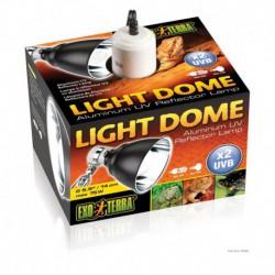 PROMO - Oct - Lampe Light Dome ET, 14 cm-V EXO TERRA Solutions d'éclairage