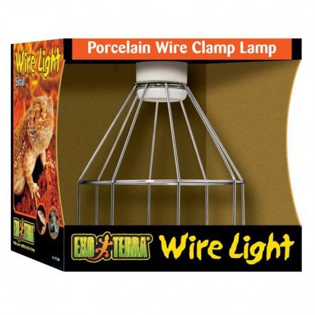 Lampe à pince EX, petite, p.PT2044-V