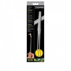 Exo Terra Tongs - Feeding Tool-V