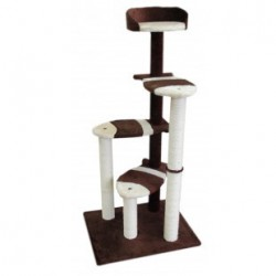 BURG Sisal Multi Fish Steps Tower 49in