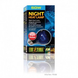 Exo Terra Night Heat Lamp - A19/50 W