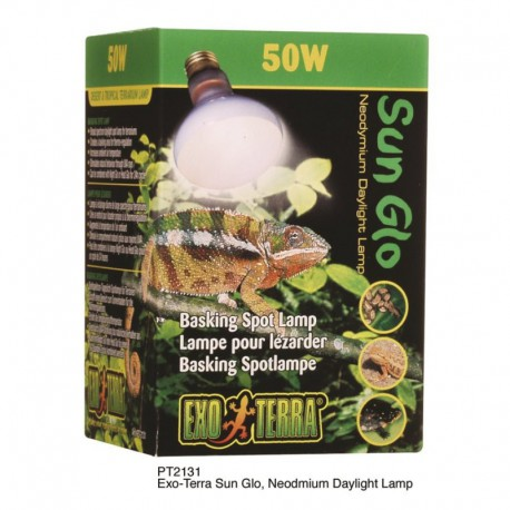 50W Day-Glo Lampe P/Lezarder-V