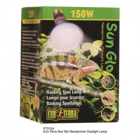 150W Day-Glo Lampe P/Lezarder-V