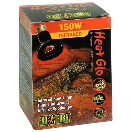 150W Heat-Glo Lamp.Infrar.Noct.-V